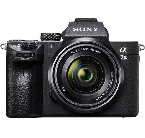 Máy ảnh Sony Alpha A7M3K - Full frame