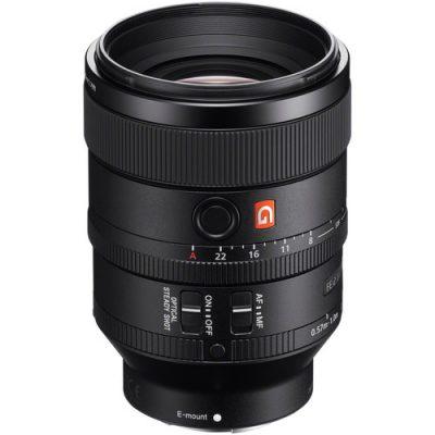 Ống kính Sony FE 100 Mm F2.8 STF GM OSS | SEL100F28GM
