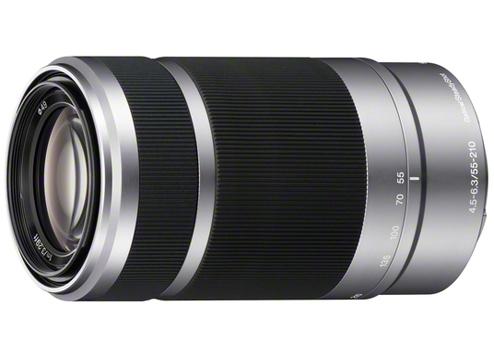 Ống kính Sony E-mount SEL55210