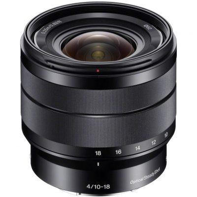 Ống kính Sony E-mount SEL1018